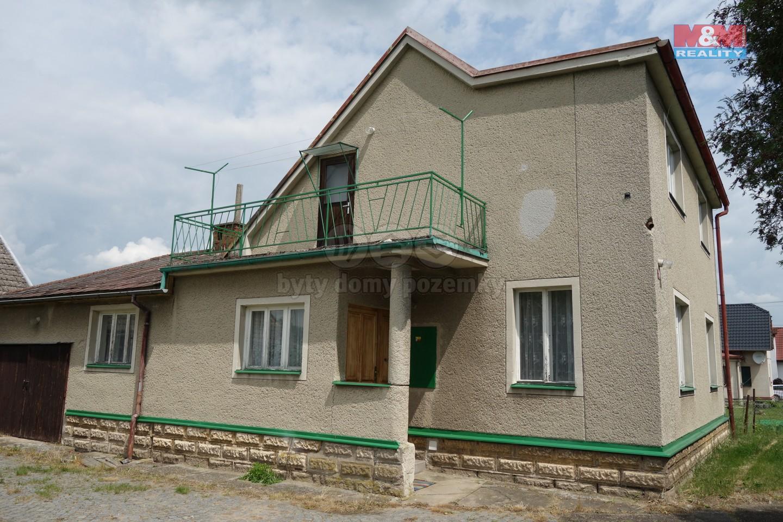 Prodej, rodinný dům 5+kk, 8289 m2, Borohrádek