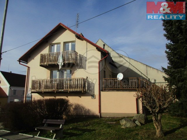 (Prodej, rodinný dům 3+kk, 136 m2, Merklín u Přeštic), foto 1/23
