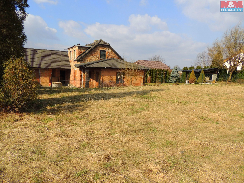 Prodej, stavební pozemek, 562 m2, Ostrava - Heřmanice