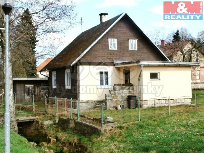 Prodej, chalupa 3+1, 892 m2, Božanov