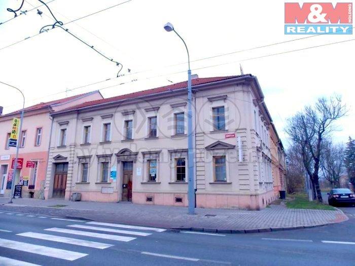 Pronájem, kancelářské prostory, 41 m2, Plzeň, ul. Domažlická