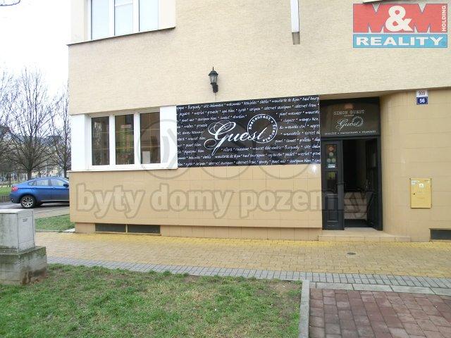 Pronájem, restaurace, Ostrava - Mariánské Hory