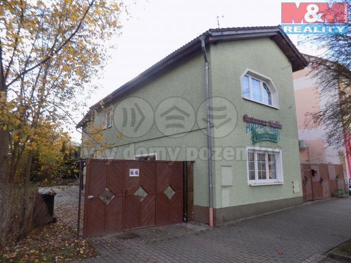 Prodej, rodinný dům 4+1, 143 m2, Nýřany, ul. Revoluční