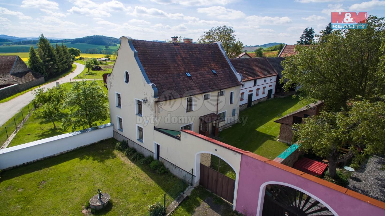 (Prodej, zemědělská usedlost 5+1, 3061 m2, Čepřovice), foto 1/23