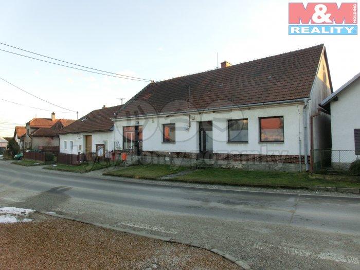 Prodej, rodinný dům, Znětínek