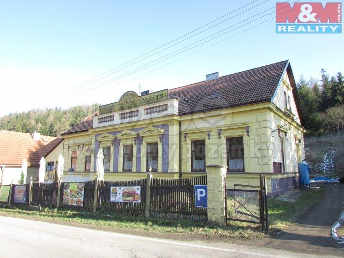 (Prodej, restaurace, 2026 m2, Zvíkovec), foto 1/7
