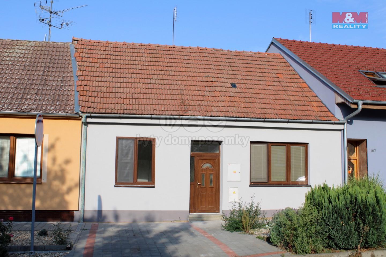 Prodej, rodinný dům 4+1, 614 m2, Bratčice