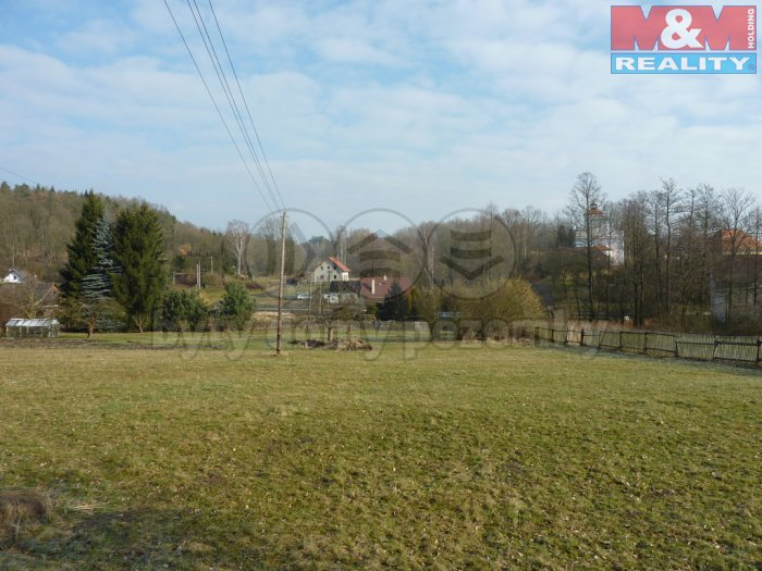 Prodej,stavební pozemek, 2224 m2, Horní Libchava
