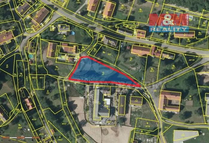 Prodej, zahrada, 1700 m2, Černovír