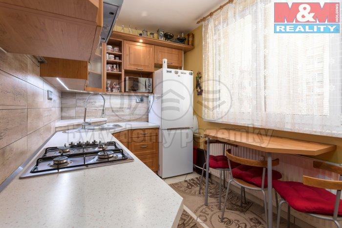 (Prodej, byt 4+1, 80 m2, Ostrava - Dubina, ul. Jana Maluchy), foto 1/21