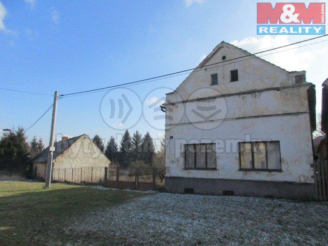 (Prodej, rodinný dům 3+1, 1770 m2, Líšina u Stoda), foto 1/31