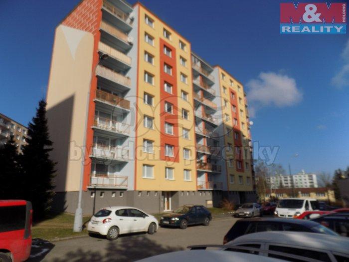 (Prodej, byt, 1+1, 37 m2, Plzeň, ul. Manětínská), foto 1/22
