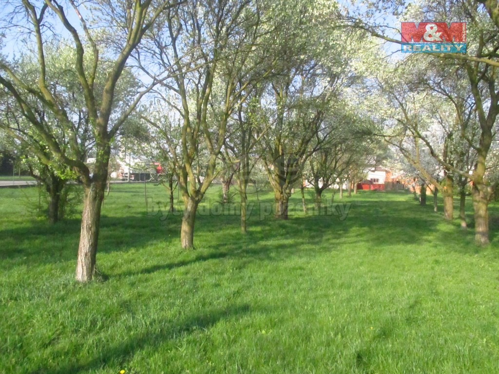 Prodej, zahrada,1339 m2, Třebětice