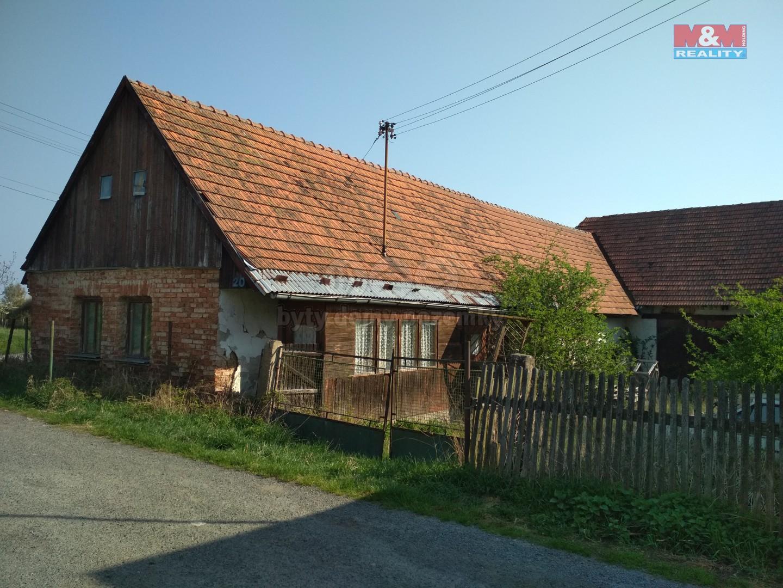 Prodej, rodinný dům, Čížkov - Železný Újezd