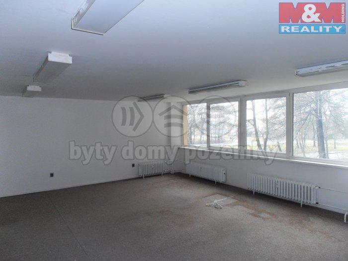 Pronájem, kancelář, 41 m2, Ostrava, ul. U Studia