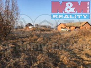 Prodej, stavební parcela, 854 m2, Františkovy Lázně