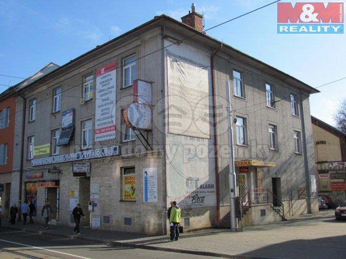 Pronájem, kancelář, 36 m2, Ostrava - Mariánské Hory
