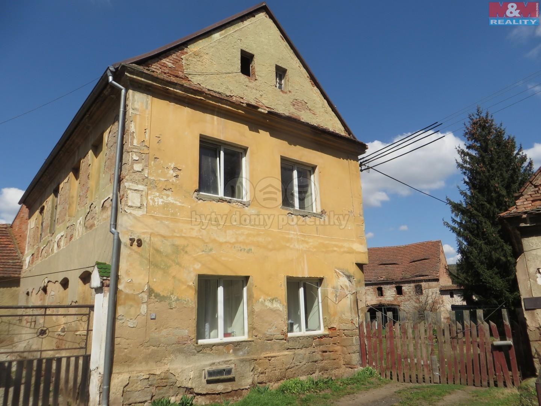 Dům (Prodej, rodinný dům, 104 m2, Kryry, Běsno), foto 1/8