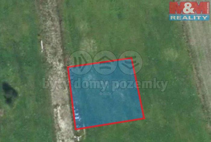 628597 - Prodej, Stavební parcela, 800m2, Třebestovice, okr.Nymburk (Prodej, stavební parcela, 800 m2, Třebestovice), foto 1/5