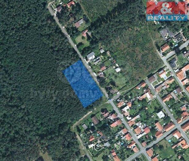 628601 - Prodej, Stavební parcela - les, 3773m2, Třebestovice (Prodej, stavební parcela - les, 3773 m2, Třebestovice), foto 1/9
