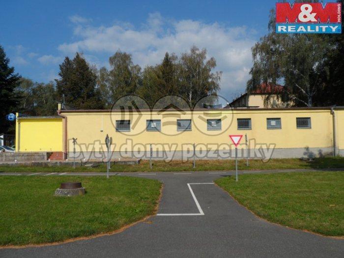 Pronájem, sklad, 230 m2, Lipník nad Bečvou, ul. Hranická