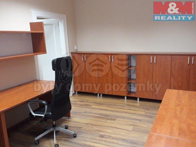 Pronájem, Kancelářské prostory, Ostrava, Denisova