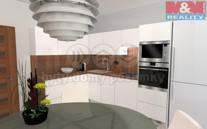 Prodej, byt 2+kk, 45 m2, Šumperk