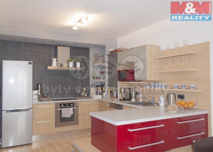 (Prodej, byt 2+kk, 74 m2, Praha 9 - Vysočany - terasa 30 m2), foto 1/22