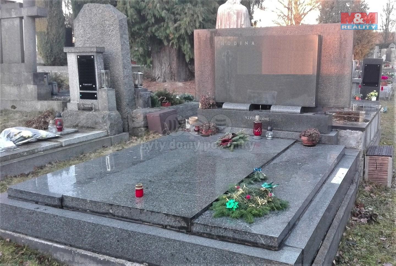 Prodej, hrobka, 7 m2, Plzeň - Božkov