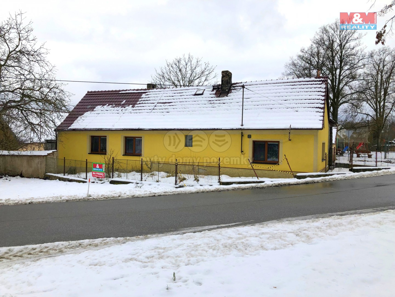 Prodej, rodinný dům,1336 m2, Strážovice u Pačejova