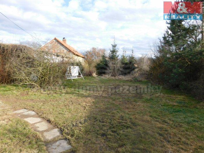Prodej, pozemek, 855 m2, Barchovice