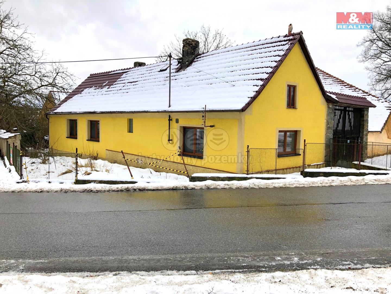 Prodej, chalupy,1336 m2, Strážovice u Pačejova