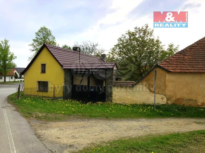 (Prodej, chalupy ,1336 m2, Strážovice), foto 1/25