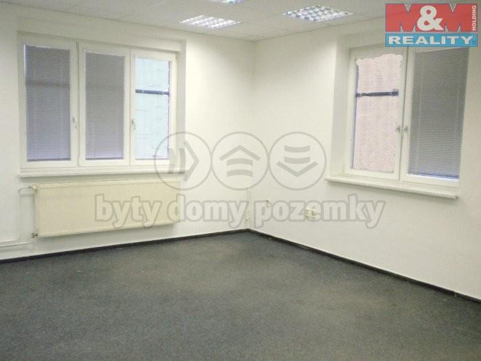 Pronájem, kancelář, 18 m2, Ostrava - Mariánské Hory