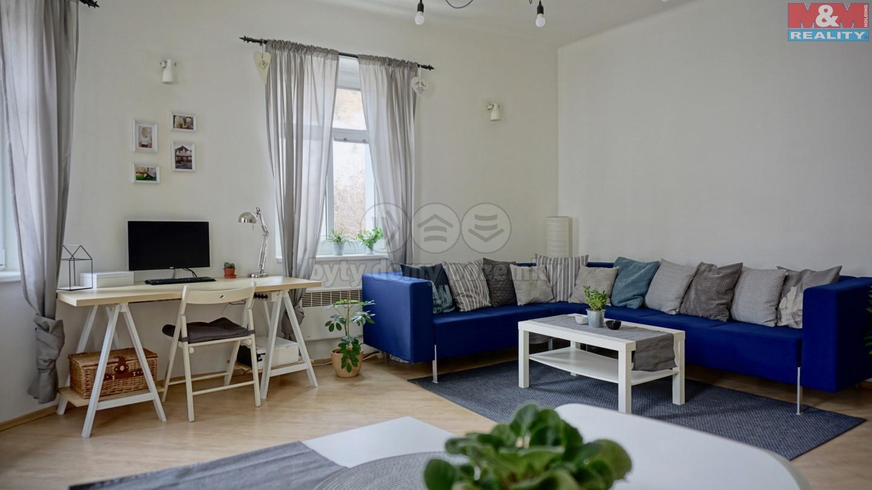 (Prodej, byt 2+kk, 49 m2, OV, Praha - Libeň), foto 1/26