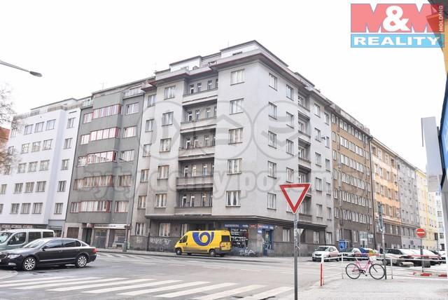 Prodej, byt 2+1, Praha 7, ul. Veletržní