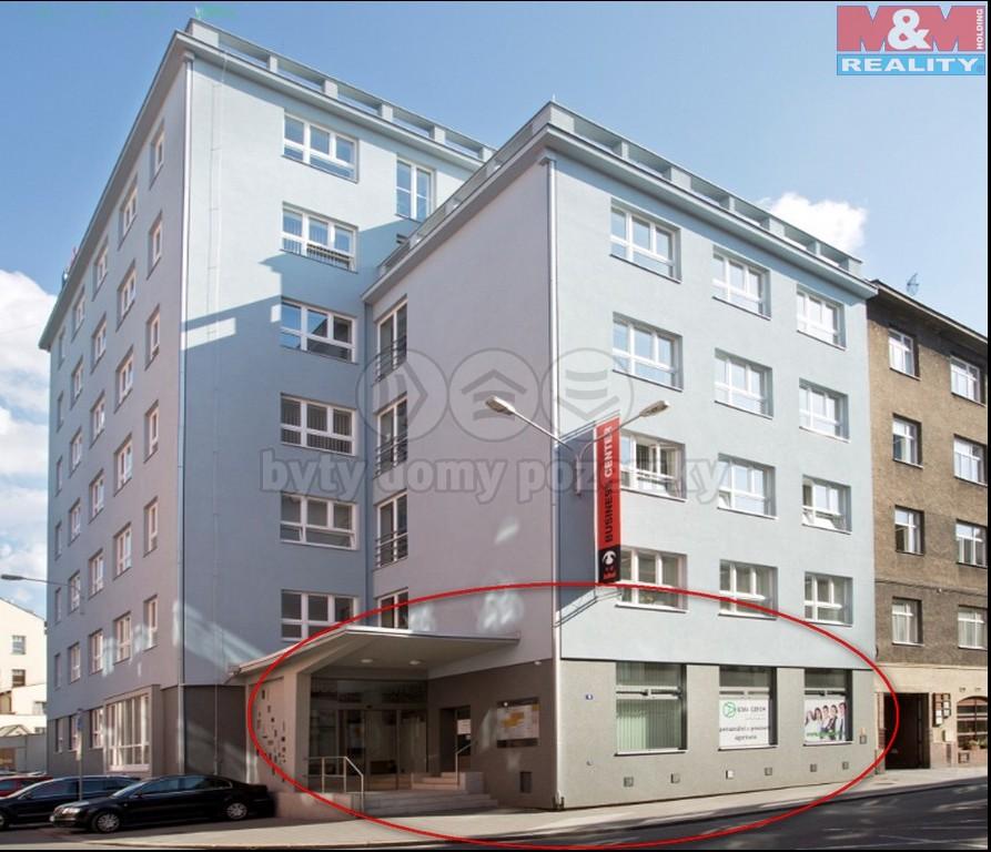 Pronájem, kanceláře, 98 m², Ostrava, ul. Na Hradbách
