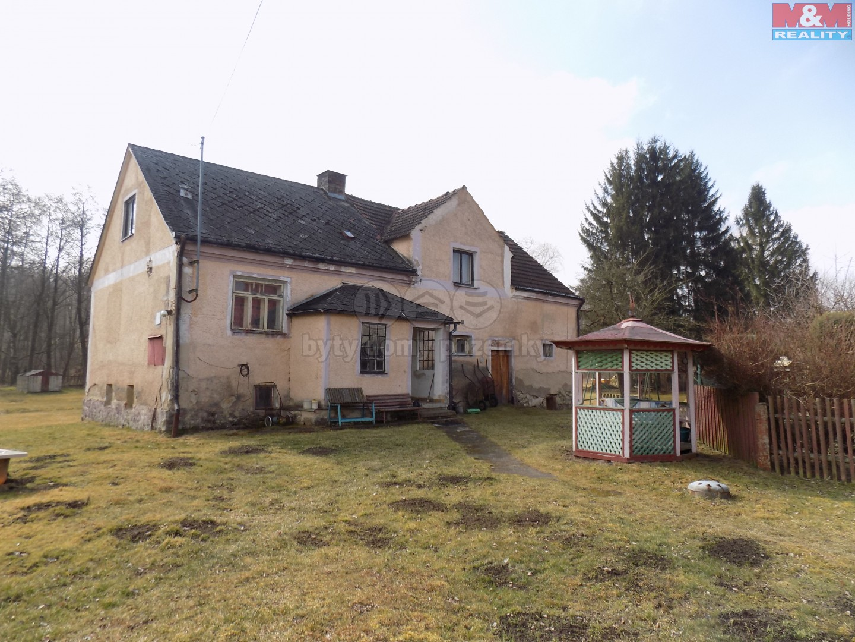 (Prodej, rodinný dům,7254m2, Bělá nad Radbuzou, ul. Smolovská), foto 1/27