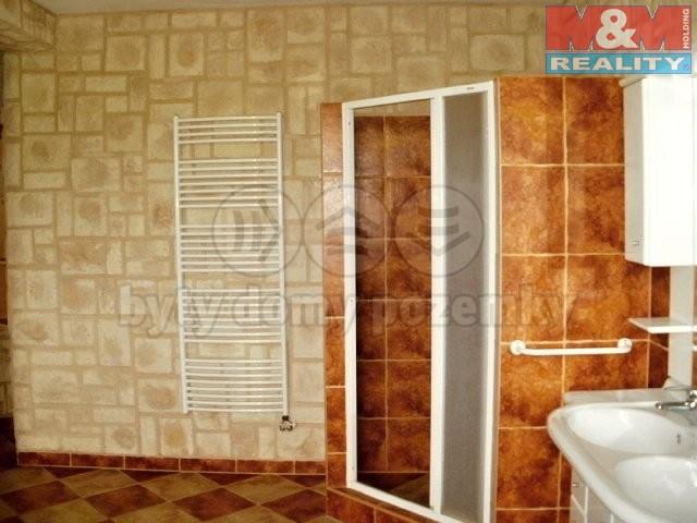 Koupelna první patro