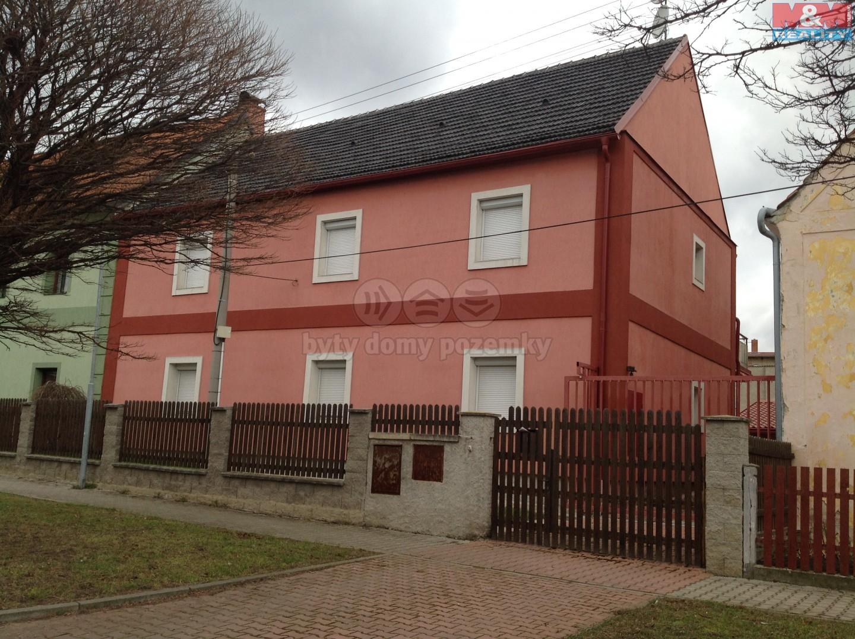 Prodej, rodinný dům 7+2, Sulejovice, ul.Náves