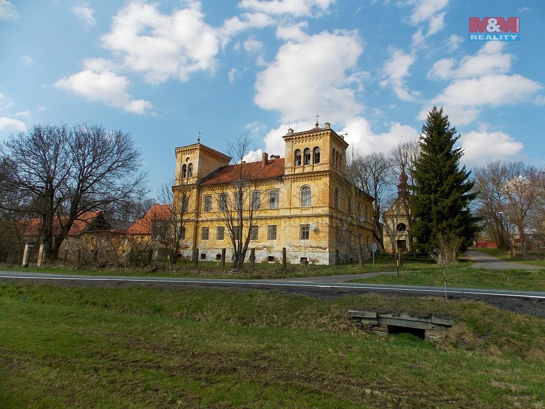 Prodej, zámek, 24 402 m2, Nový Čestín