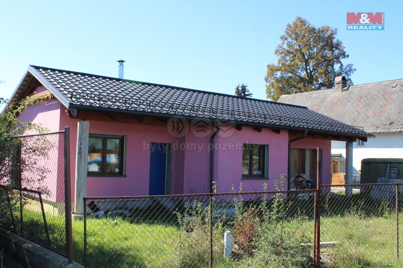 (Prodej, rozestavěný rodinný dům 3+kk, 126 m2, Božičany), foto 1/32