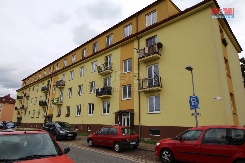 Prodej, byt 3+kk, Pardubice - Rybitví, ul. Školní