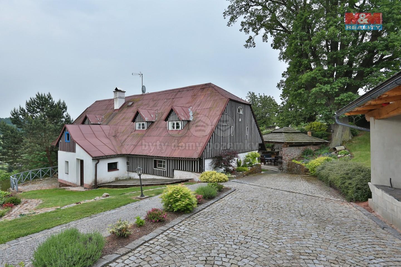 Prodej, chalupa, 280 m2, Dolní Lánov