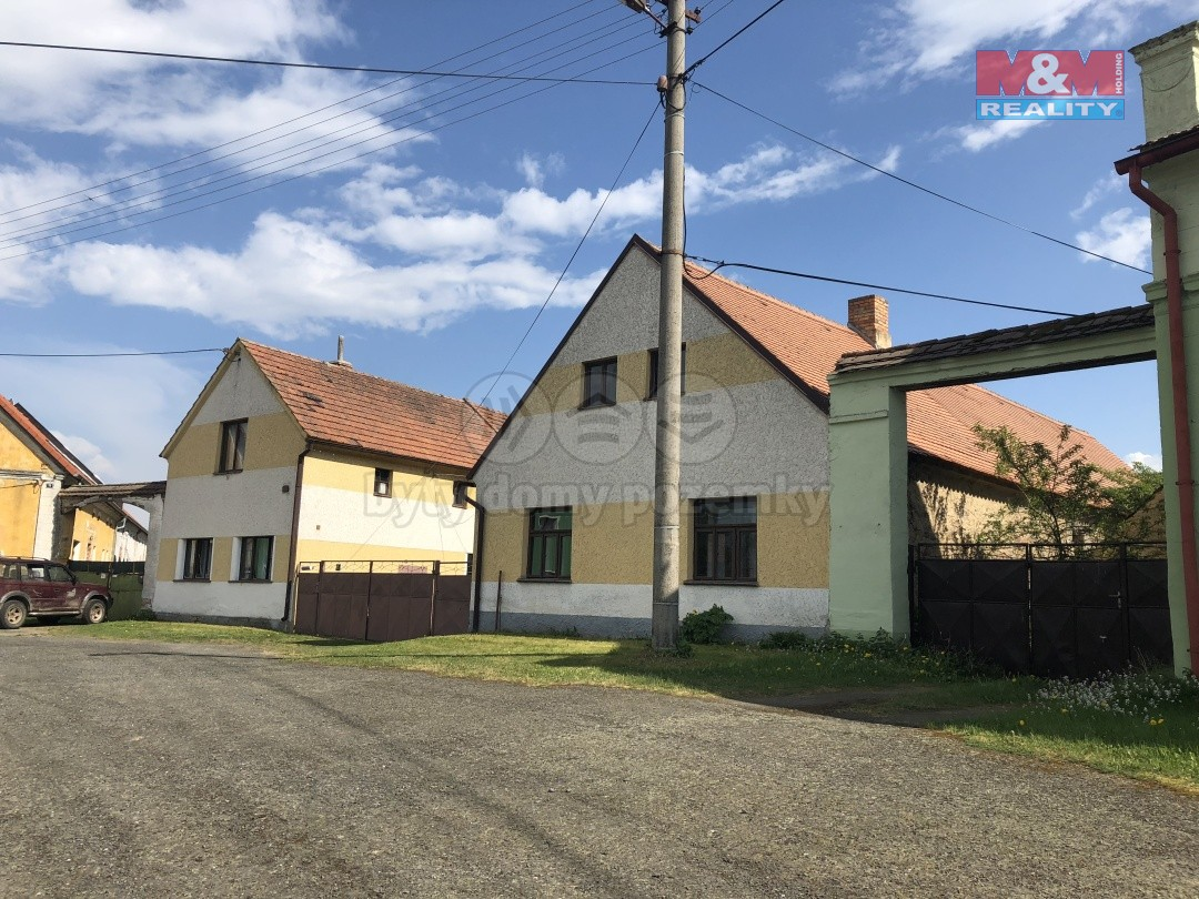 Prodej, rodinný dům, 2285 m2, Buková u Mezholez
