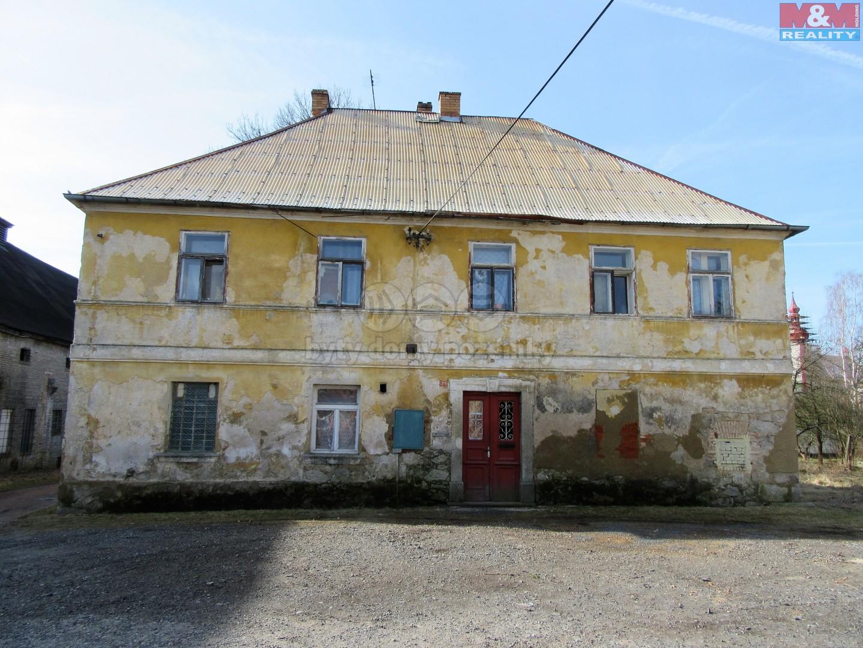 Prodej, Bytový dům, OV, Skalná, ul. Česká