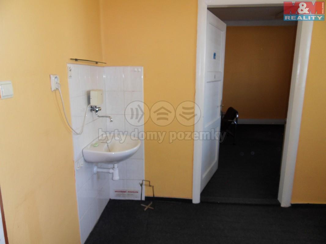 Pronájem, komerční prostor, 29 m2, Ostrava - Hulváky