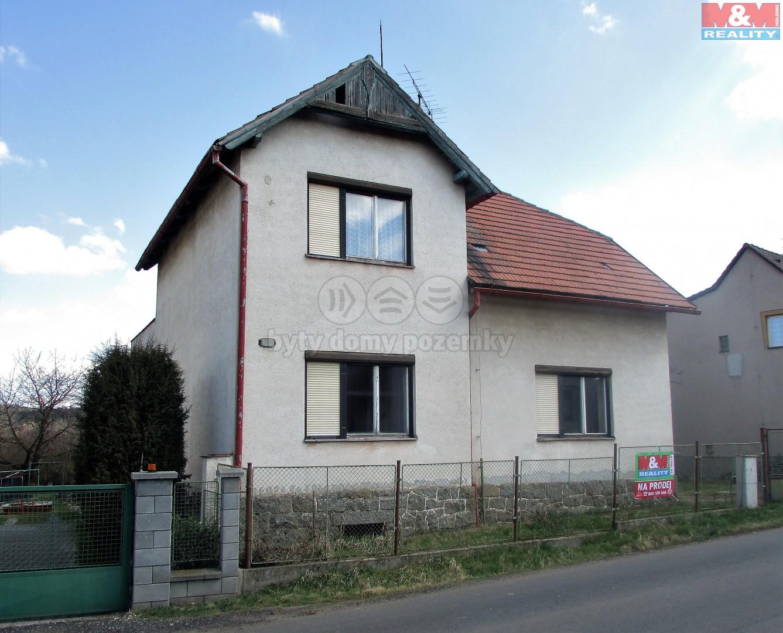Prodej, rodinný dům 4+1, Petrohrad
