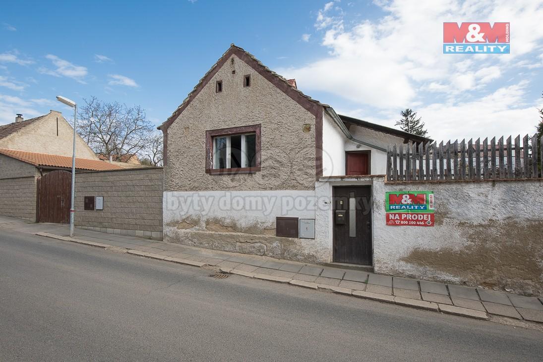 (Prodej, rodinný dům 4+1, Zlonice, ul. Kpt. Jaroše), foto 1/16