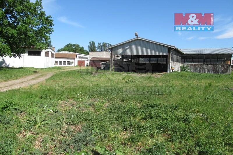 Prodej, komerční objekt, 6795 m2, Lázně Bohdaneč